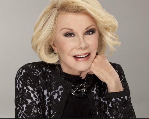 Joan Rivers--should have been included