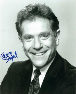 george-segal-autograph