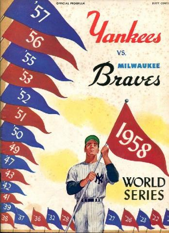 1958WorldSeriesProgram1