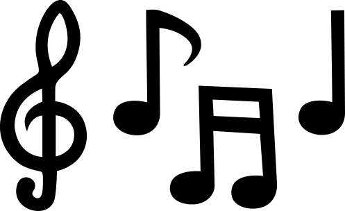clipart-music-notes-musical_notes_set_black