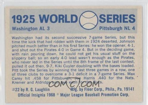 1925-World-Series