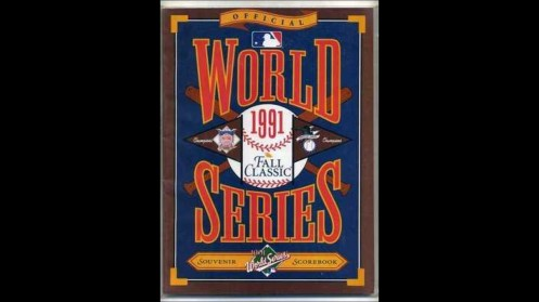 1991-world-series-official-program-twins