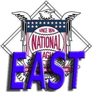 NL EAST Logo