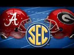 All S E C National Title Tilt Alabama Vs Georgia Andy B Sports
